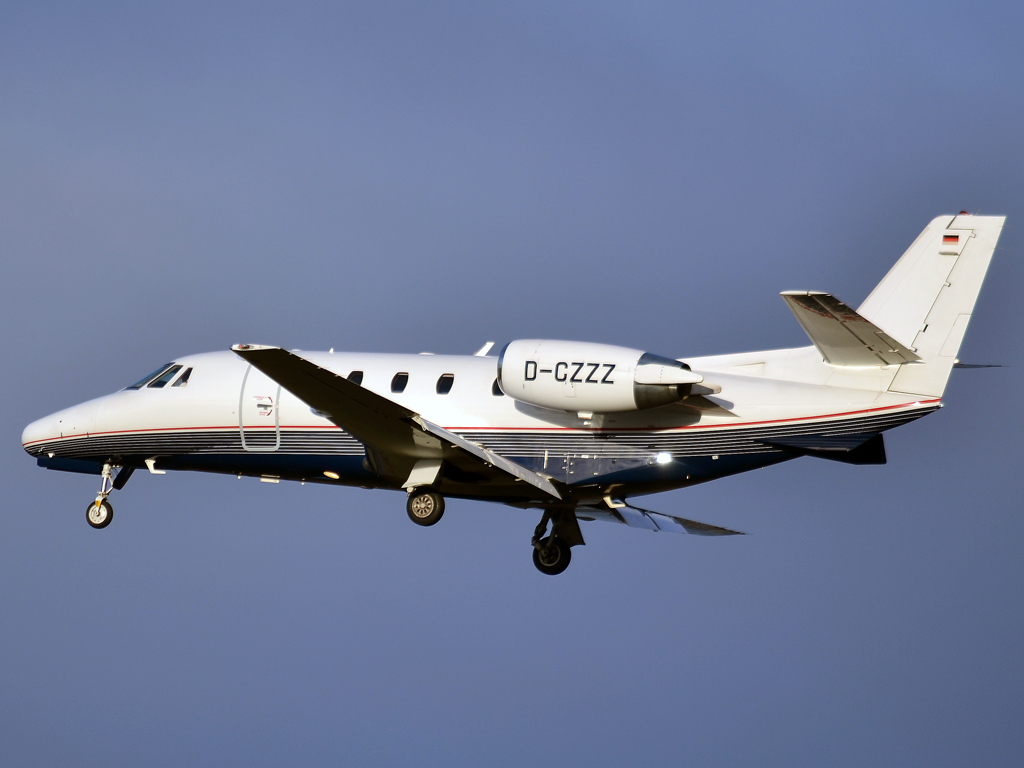 Cessna 560XL Citation XLS DCS Aviation D-CZZZ Prague_Ruzyne (PRG/LKPR) December_23_2011