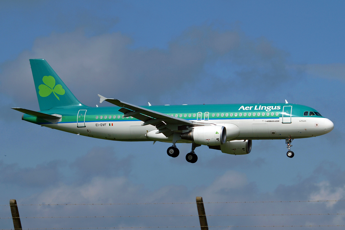 A320-214 Aer Lingus EI-DVF Dublin_Collinstown April_14_2009