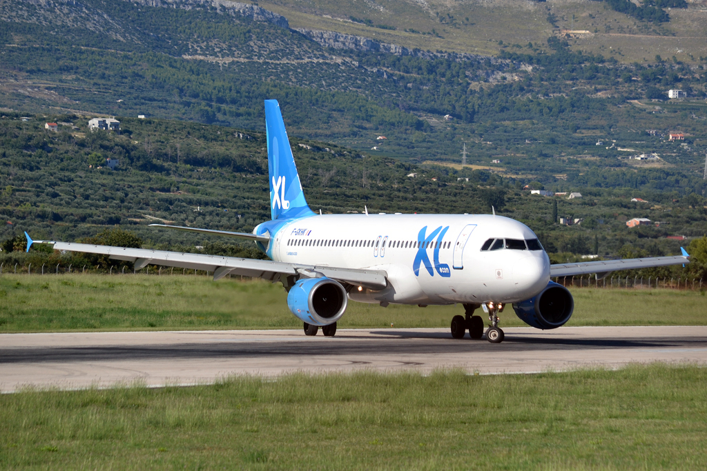 A320-211 XL Airways France F-GKHK Split_Resnik (SPU/LDSP) August_6_2011