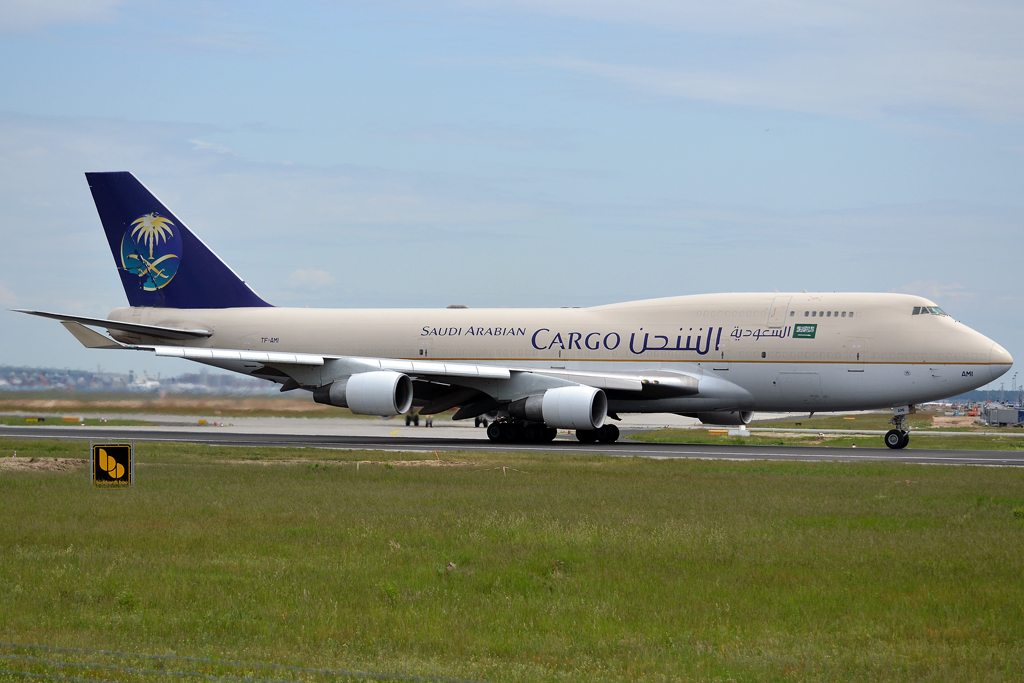 B747-412/BDSF Saudi Arabian Airlines Cargo (Air Atlanta Icelandic) TF-AMI Frankfurt_Main (FRA/EDDF) May_27_2012
