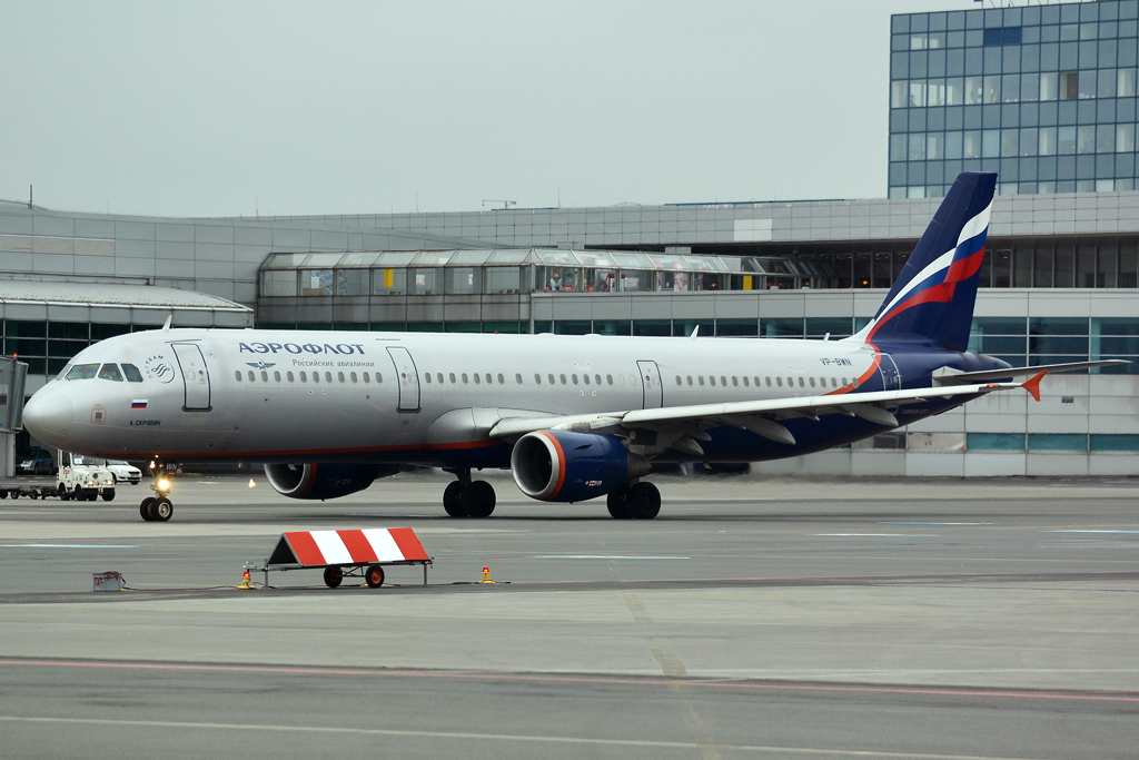 A321-211 Aeroflot Russian Airlines VP-BWN Prague_Ruzyne (PRG/LKPR) April_28_2013