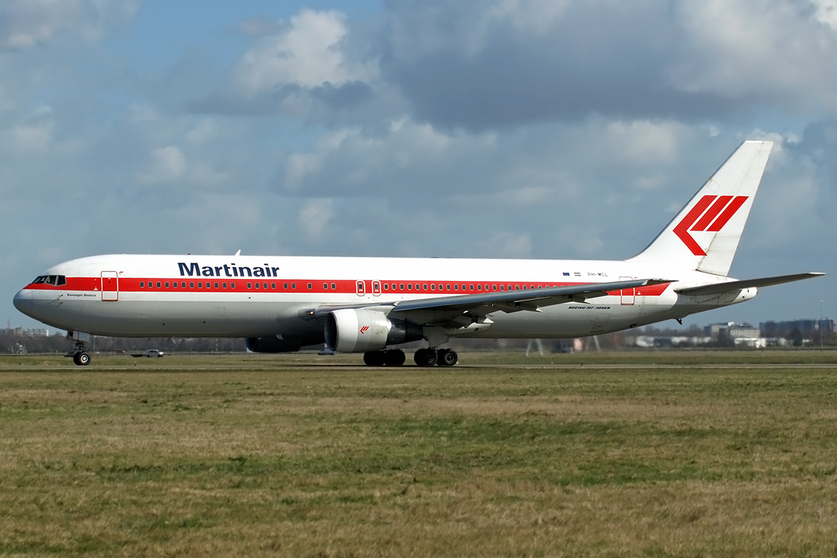B767-31A/ER Martinair PH-MCL Amsterdam_Schiphol March_19_2008