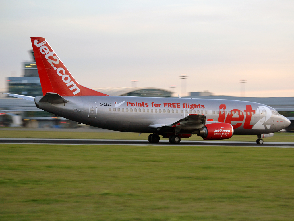 B737-377 Jet2 G-CELZ Prague_Ruzyne (PRG/LKPR) September_21_2012