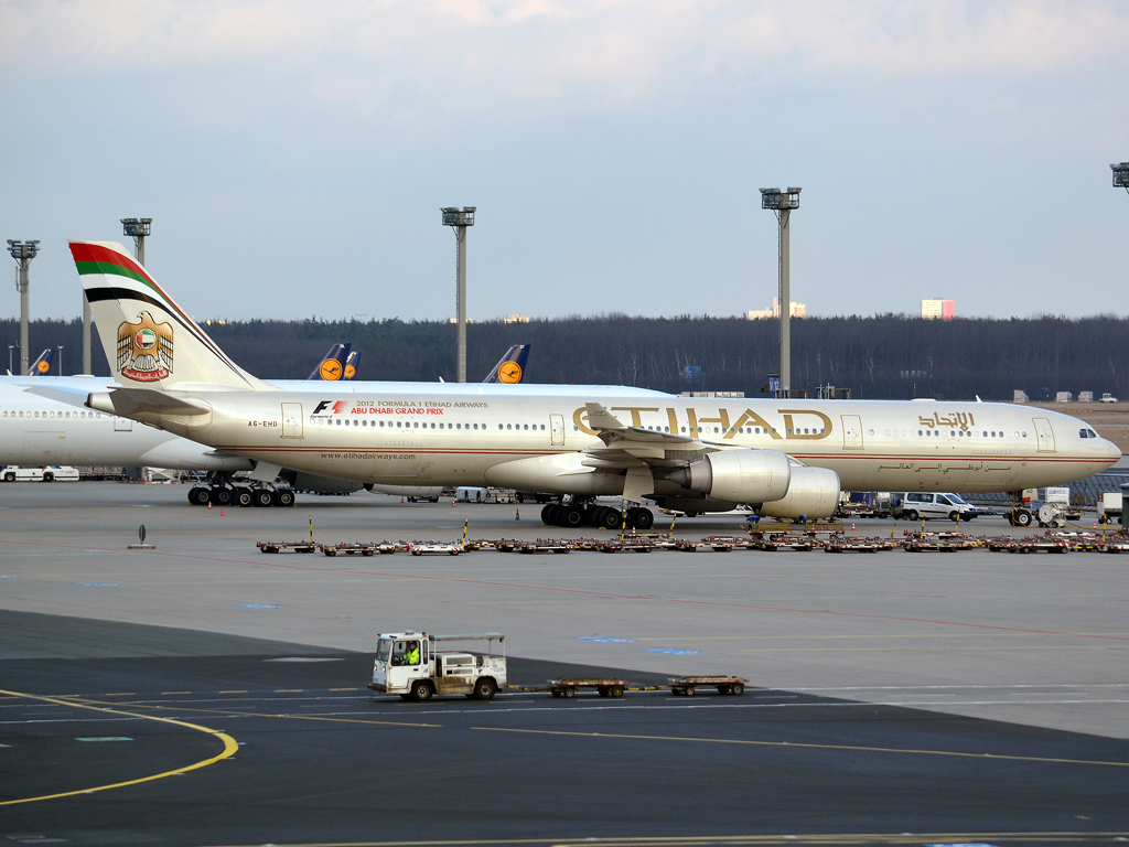 A340-541 Etihad Airways A6-EHD Frankfurt_Main (FRA/EDDF) February_26_2012