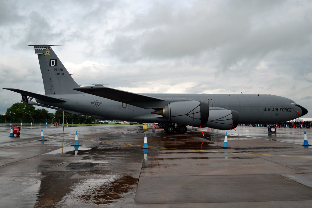 KC-135R Stratotanker 717-148 USA Air Force 58-0100 Fairford (FFD/EGVA) July_07_2012