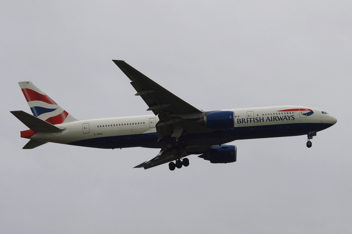 B777-236/ER British Airways G-YMMC London_Heathrow November_13_2010