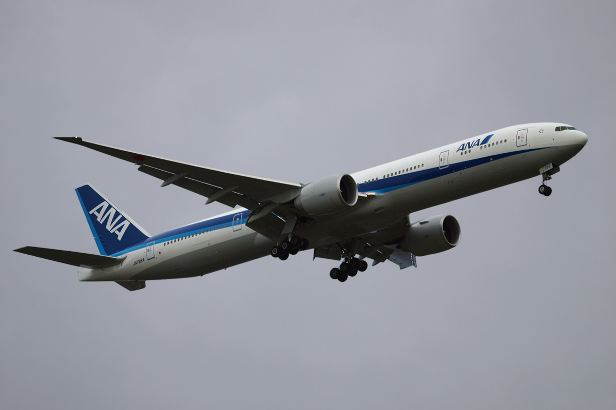 B777-381/ER All Nippon Airways - ANA JA788A London_Heathrow November_13_2010