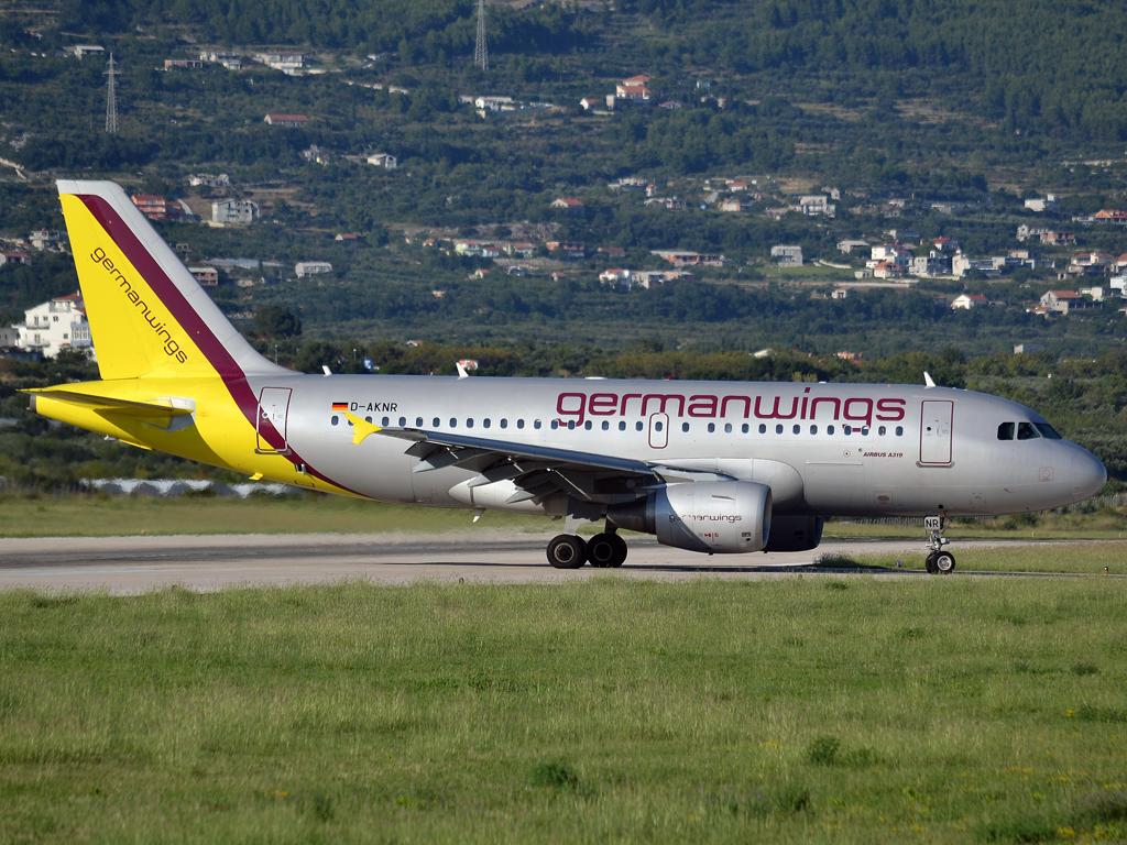 A319-112 Germanwings D-AKNR Split_Resnik (SPU/LDSP) August ...