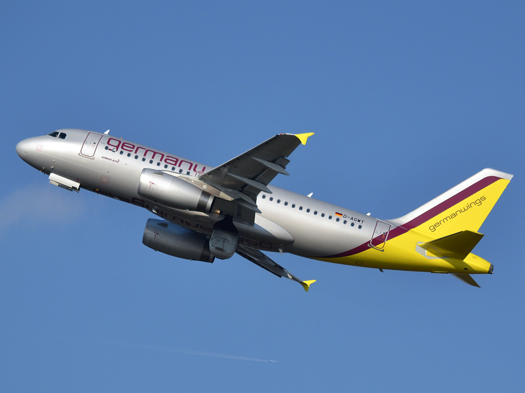 A319-132 Germanwings D-AGWT Cologne_Bonn (CGN/EDDK) April_08_2012