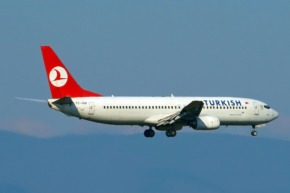 B737-8F2 Turkish Airlines TC-JFM Zagreb_Pleso November_26_2008
