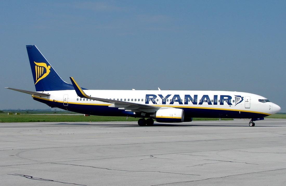 B737-8AS Ryanair EI-DPV Croatia Osijek_Klisa June_01_2011