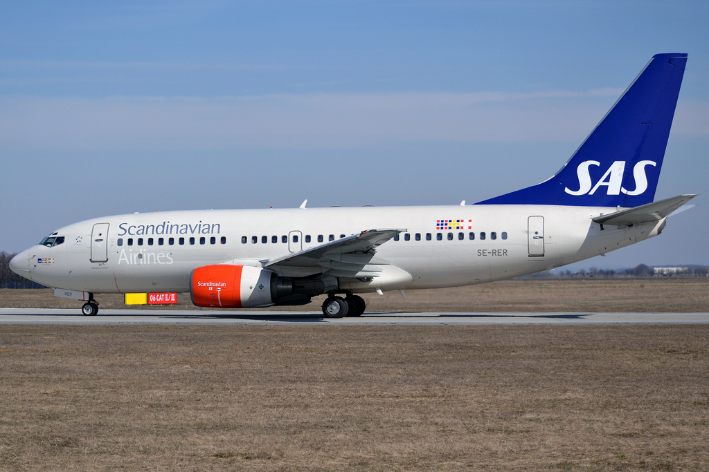 B737-7BX SAS Scandinavian Airlines SE-RER Prague_Ruzyne (PRG/LKPR) March_24_2013