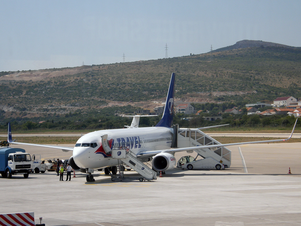 B737-8BK Travel Service OK-TVN Split_Resnik August_11_2010