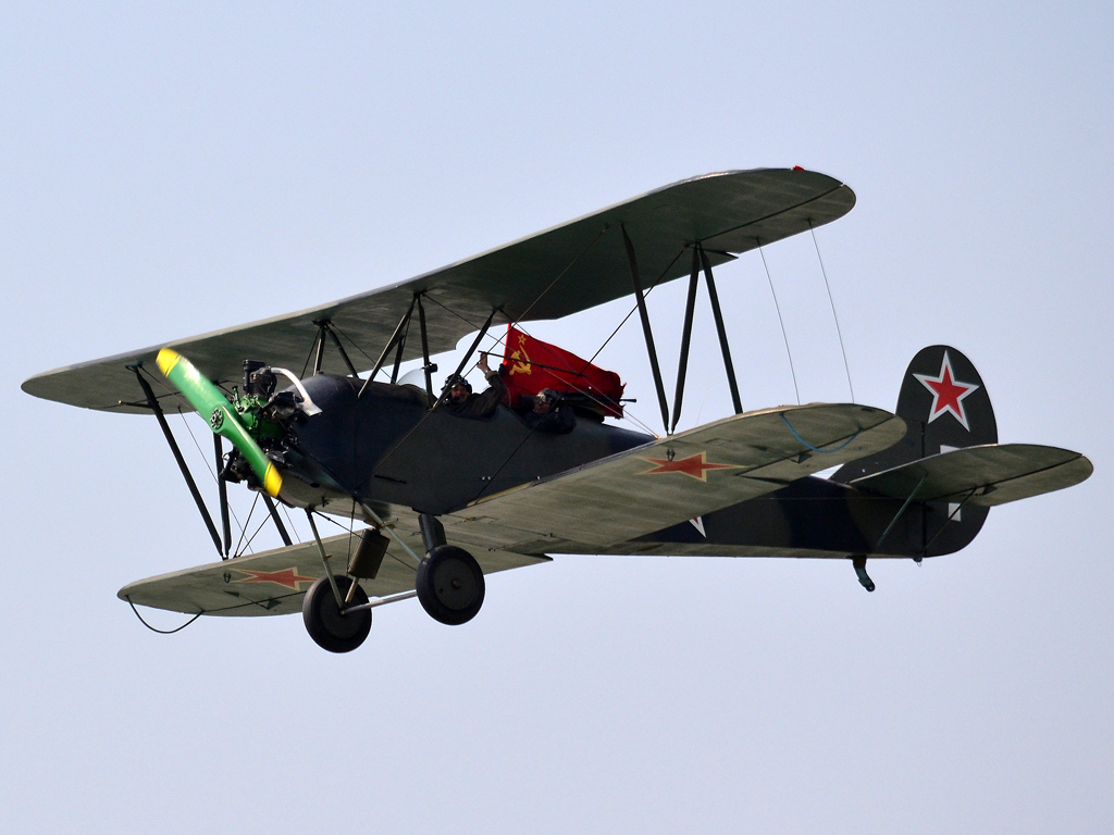 Polikarpov Po-2 Private OM-LML Sliac (SLD/LZSL) August_27_2011
