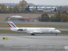 CRJ-100ER Air France (Brit Air) F-GRJR Prague_Ruzyne (PRG/LKPR) October_28_2009