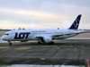 B787-85D LOT Polish Airlines SP-LRA Prague_Ruzyne (PRG/LKPR) January_12_2013