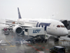 B787-85D LOT Polish Airlines SP-LRA Warsaw_Okecie / Frederic_Chopin (WAW/EPWA) January_12_2013