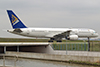 B757-2G5 Air Astana P4-GAS Amsterdam Schiphol April_20_2006