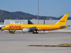 B757-236/SF DHL (EAT European Air Transport) D-ALEE Barcelona (BCN/LEBL) February_07_2012