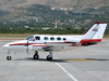 Cessna 414 Private OK-PRA Split_Resnik (SPU/LDSP) August_03_2012