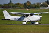 Cessna 172SP Skyhawk Private OK-COK Prague_Letnany (LKLT) October_2_2011