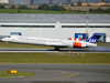 MD-81 (DC-9-81) SAS Scandinavian Airlines LN-RMR Prague_Ruzyne (PRG/LKPR) October_2_2011