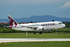 A320-232 Qatar Airways A7-AHC Zagreb_Pleso (ZAG/LDZA) June_13_2012