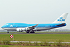 B747-406M KLM - Royal Dutch Airlines PH-BFT Amsterdam Schiphol April_21_2006