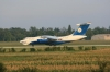 Ilyushin Il-76TD Silk Way Airlines 4K-AZ31 Zagreb_Pleso (ZAG/LDZA) July_29_2008