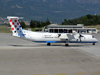 DHC-8-402Q Dash 8 Croatia Airlines 9A-CQF Split_Resnik (SPU/LDSP) August_14_2011