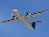 DHC-8-315Q Dash 8 InterSky OE-LIE Split_Resnik (SPU/LDSP) August_6_2011