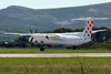 DHC-8-402Q Dash 8 Croatia Airlines 9A-CQF Split_Resnik (SPU/LDSP) August_6_2011