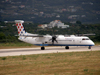 DHC-8-402Q Dash 8 Croatia Airlines 9A-CQB Split_Resnik August_7_2010