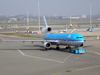 MD-11 KLM - Royal Dutch Airlines PH-KCE Amsterdam_Schiphol March_16_2011