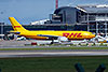 A300B4-203(F) DHL (European Air Transport - EAT) OO-DLE Dublin_Collinstown April_21_2009