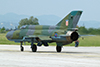 MiG-21bisD Croatia Air Force 108 Zagreb_Pleso (ZAG/LDZA) May_12_2007