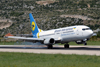 B737-4Z9 Ukraine International Airlines UR-GAO Split_Resnik (SPU/LDSP) August_6_2011