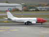 B737-3K2 Norwegian Air Shuttle LN-KKF Prague_Ruzyne October_28_2009