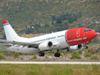 B737-3Y5 Norwegian Air Shuttle LN-KKC Dubrovnik_Cilipi September_7_2008