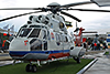 Eurocopter EC-225 Super Puma MKII+ China Rescue & Salvage H196 Paris_Le_Bourget June_22_2007