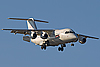 BAe-146-200A WDL Aviation D-AMAJ Zagreb_Pleso December_5_2007