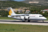 Avro 146-RJ85 Malmo Aviation SE-DJN Split_Resnik (SPU/LDSP) August_6_2011
