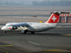 Avro 146-RJ100 Swiss International Air Lines HB-IYQ Prague_Ruzyne (PRG/LKPR) February_03_2012