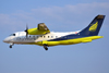 Dornier 328-110 SkyWork Airlines HB-AES Split_Resnik (SPU/LDSP) August_10_2013