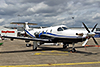Pilatus PC-12/47 Flir Systems Aviation Llc N325FS Paris_Le_Bourget June_24_2007