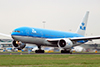 B777-206/ER KLM - Royal Dutch Airlines PH-BQF Amsterdam Schiphol April_19_2006