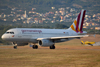 A319-132 Germanwings D-AGWT Split_Resnik (SPU/LDSP) August_10_2013