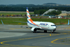 B737-8Q8 Smart Wings (Travel Service) OK-TVY Prague_Ruzyne (PRG/LKPR) August_04_2013