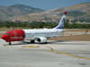 B737-8JP Norwegian Air Shuttle LN-NOZ Split_Resnik (SPU/LDSP) August_15_2012