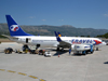 B737-8CX Travel Service OK-TVB Split_Resnik (SPU/LDSP) August_01_2012